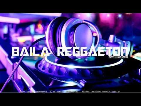 BAILA REGGAETON - MIX 2016 - DILE QUE TU ME QUIERES• PORQUE SIGUES CON EL• SHAKY SHAKY ETC.