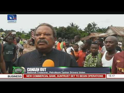 News Across Nigeria: Commuters Lament State Of Calabar-Itu Highway Pt 2