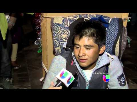 Millones de peregrinos festejan a la Virgen de Guadalupe