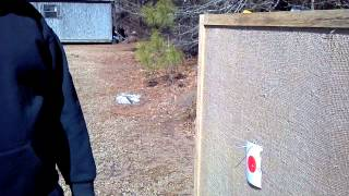 Archery Target Build And Pull Test