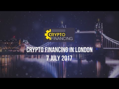 Crypto Financing London 2017 | Panel - Regulation And Domici
