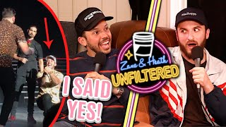 Heath Proposed To Me On Stage (Caught On Camera!) - UNFILTERED #28