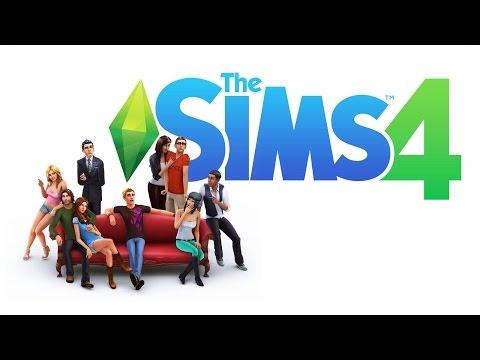 Саша Спилберг - Детка геймер #3/ Lets Play Sims 4