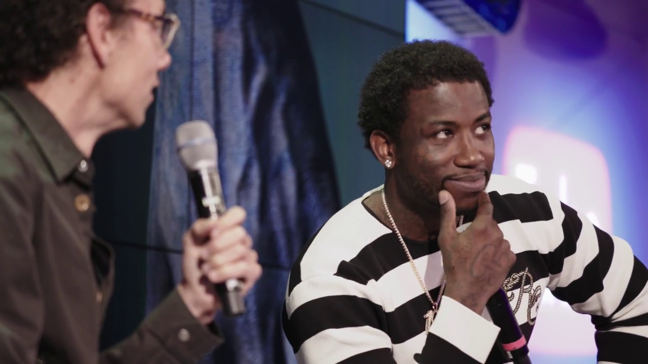 "Gucci Mane Has A Conversation with Malcolm Gladwell (Part 3 ""Who Do You Listen To"")"