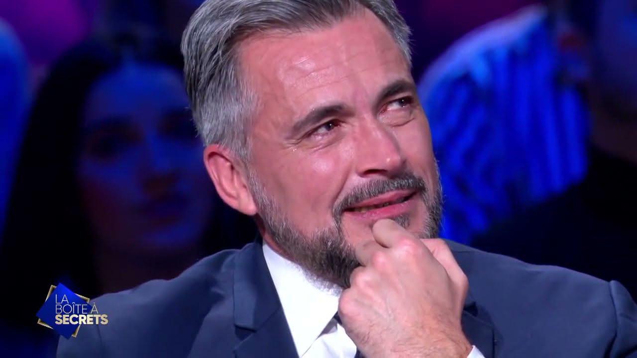 Olivier Minne en larmes à l'évocation de sa maman - La boite à secrets