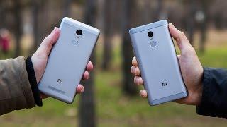 Какой Смартфон Xiaomi Купить в 2017 году? Redmi Note 3 Pro или Note 4X?