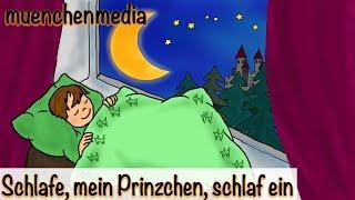 Kinderlieder deutsch - Schlafe, mein Prinzchen, schlaf ein - Schlaflieder