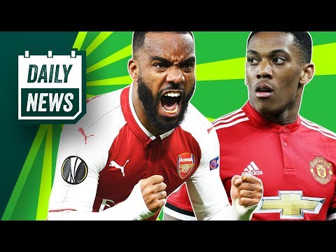 WORLD CUP NEWS: Martial and Lacazette AXED by France + transfer news as Buffon leaves Juventus