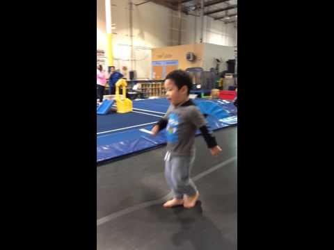 1/26/2015 Field Trip at PDA USA Gymnastics academy 2