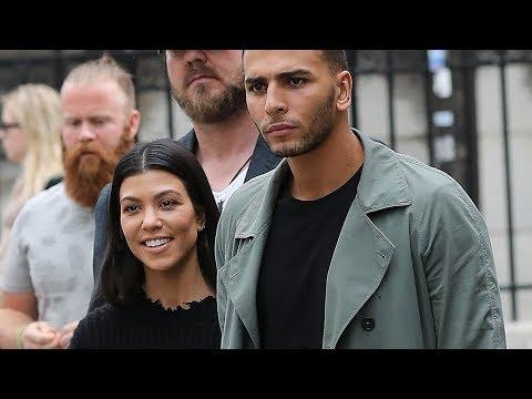 Kourtney Kardashian DEFENDS Younes Bendjima! Are They BACK TOGETHER?!