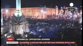 UKRAINE KRONIKE ABCNews 30 Nentor 2013
