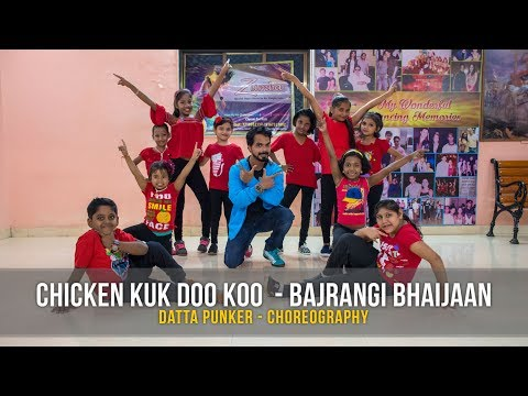 Chicken Kuk-Doo-Koo | Bajrangi Bhaijaan | Choreography By Datta Punekar | Dance Studio