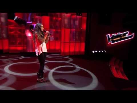 The Voice of Ireland Series 3 Ep 4 - Remy Naidoo Blind Audition.