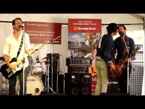 The Trews - Not Ready To Go