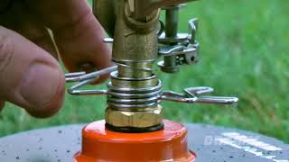 Adjusting the Spray Area & Pattern of a Dramm Impulse Sprinkler