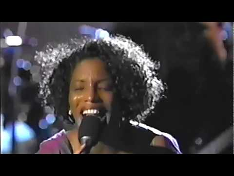 Stephanie Mills Never Knew Love Like This Before Live HD