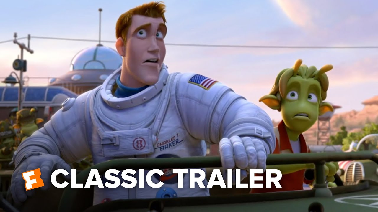 Download Planet 51 (2009) Trailer #2 | Movieclips Classic Trailers