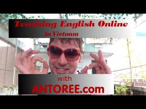 Teaching Online in Vietnam with ANTOREE