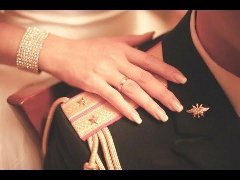 Видео: ОФИЦЕРСКИЕ ЖНЫ, С ПРАЗДНИКОМ ВАС - Officers  spouses