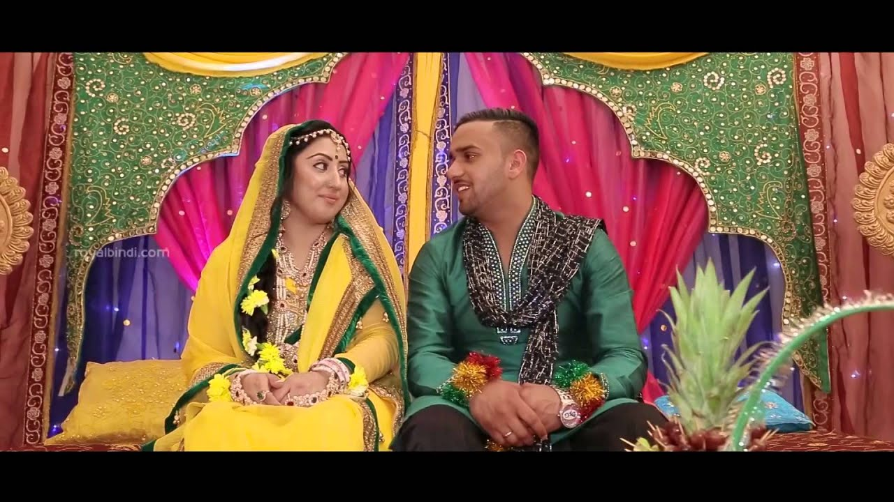 Asian Mehndi Party : Asian wedding video mehndi trailer cinematic highlights