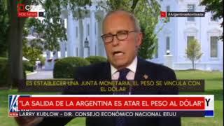 ¿Macri negocia con los EEUU a escondidas una nueva convertibilidad?