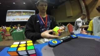 5x5 Rubik's Cube World Record: 38.52