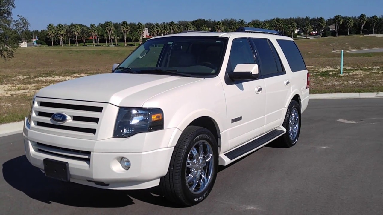 10 Ford Expedition Limited For Sale Amazing Condition!