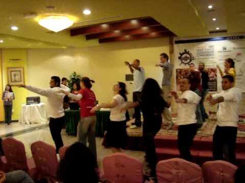 Tunak Tunak Dance at Gulf Conference