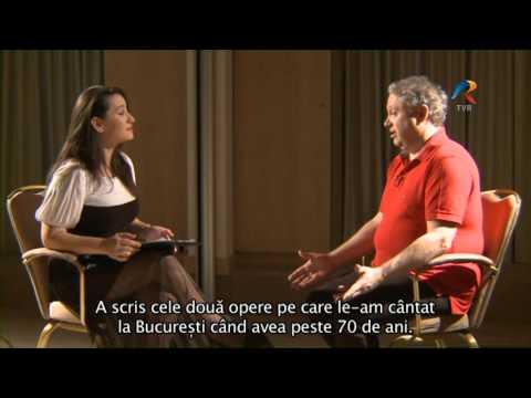 Richard Egarr (Academy of Ancient Music) about Monteverdi. Interview with Claudia Spatarescu