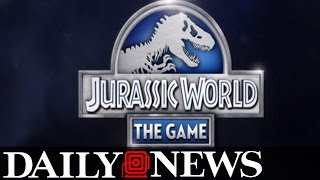 Child, 7, Racks Up $4,000 in Charges Playing Jurassic World iTunes Game