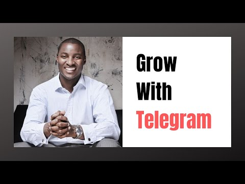 How to Use Telegram For New Business - (Part 1)
