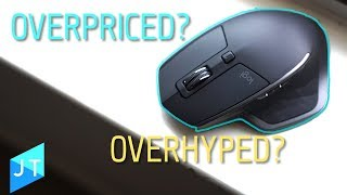 Logitech MX Master 2S: Is it Worth the Price Tag? (Review)