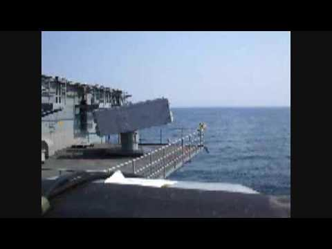 Nato Sea Sparrow Missile Shoot (Awesome!)