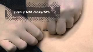 Belly Button Piercing - Christina