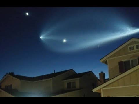December 22 2017 UFO sighting in Bellflower California