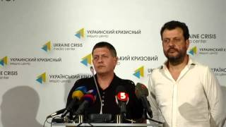 (english) Kharkiv Activists. Ukraine Crisis Media Center, 8th Of August 2014