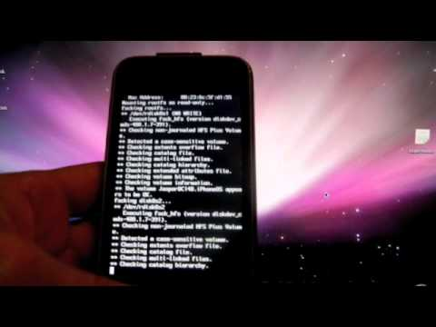 Como desbloquear iphone 3gs