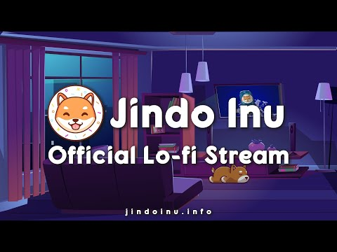 🐕 Jindo Inu Radio - lofi & jazz beats🐕