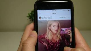 Instagram How to Save Photos to Phone iPhone 7