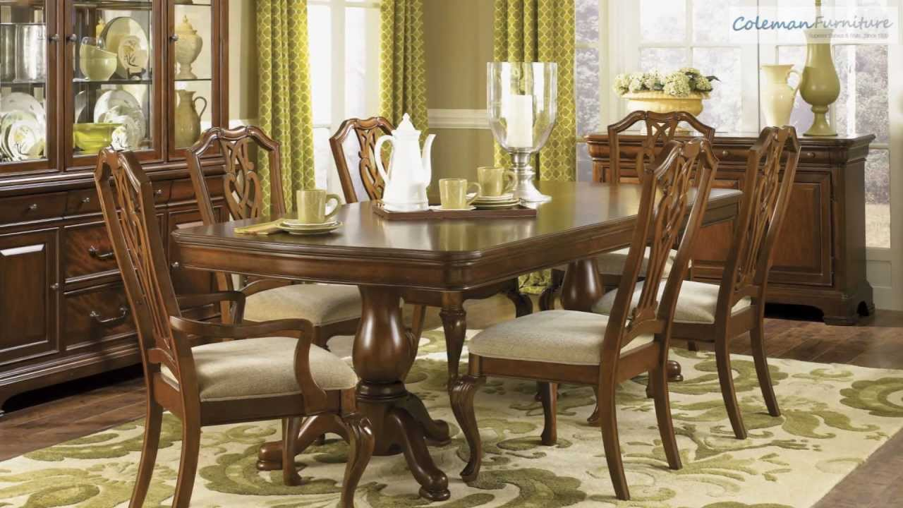 Evolution Dining Room Collection From Legacy Classic   YouTube