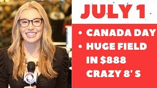 News from the 2019 World Series of Poker: July 1