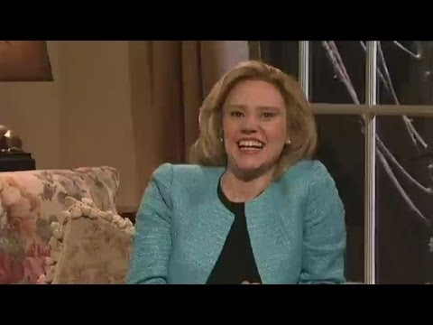 SNL's Hillary Clinton vs. the real Hillary