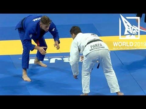 Nicholas Meregali VS Luiz Panza / World Championship 2019