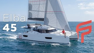 Elba 45 - Fountaine Pajot Sailing Catamarans