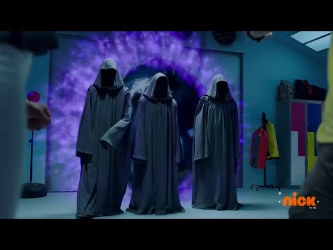 "Power Rangers Super Ninja Steel - Unlocking the Ninja Blaze Zords | Episode 9 ""Outfoxed"""