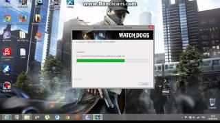 How to install WATCH DOGS [pc]