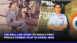 Gunjan Saxena: The Real-Life Story Of India's First Female Combat Pilot in Kargil War