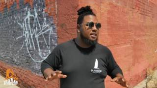 trackademicks talks about his production work kamaiyah thizzlercom interview