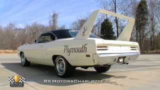 134545 / 1970 Plymouth Road Runner Superbird