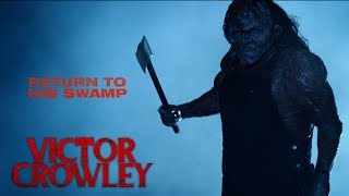 Victor Crowley - Official Movie Trailer (2018)